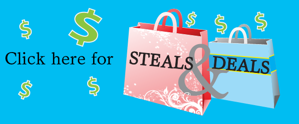 Click Here - Steals and Deals